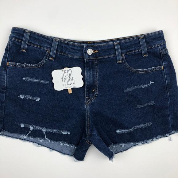 Levi's Pants - Levi's Cut Off Distressed Jean Shorts
